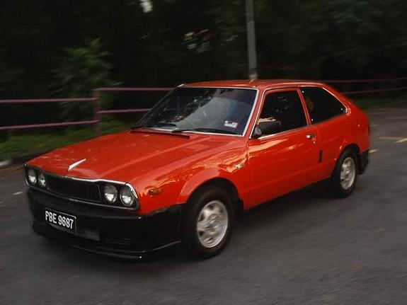 Picture of 1978 Honda Accord 2 DR Hatchback, exterior, gallery_worthy