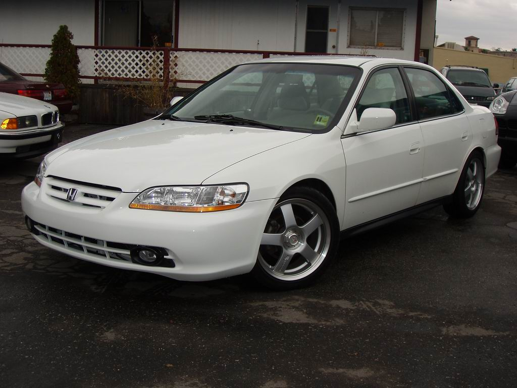 2002 Honda Accord LX related infomation,specifications ...