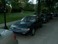 Picture of 1990 INFINITI M30 Coupe RWD, exterior, gallery_worthy