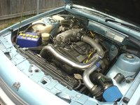 Picture of 1987 Holden Commodore, exterior, engine