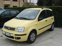 2004 Fiat Panda Picture Gallery