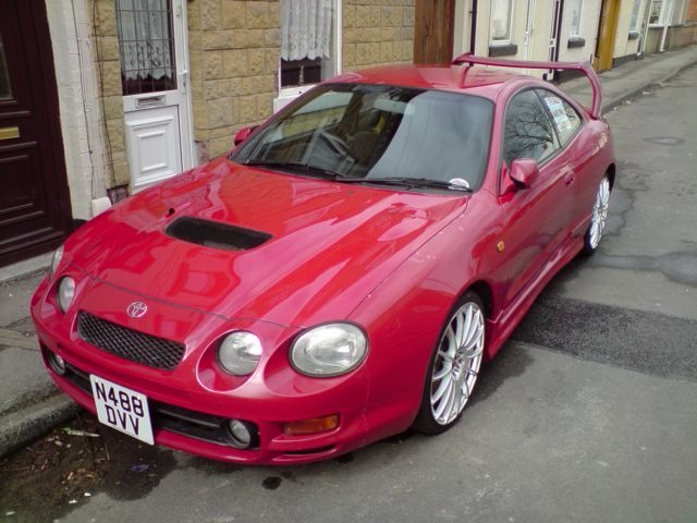 Picture of 1996 Toyota Celica