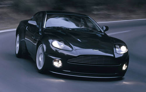 Picture of 2005 Aston Martin V12 Vanquish S RWD, exterior, gallery_worthy