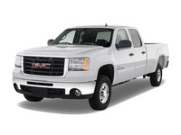 2008 GMC Sierra 2500HD Overview