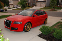 Picture of 2006 Audi A3 2.0T Wagon FWD, exterior, gallery_worthy