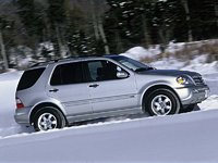 Picture of 2003 Mercedes-Benz M-Class ML 350 4MATIC, exterior, gallery_worthy