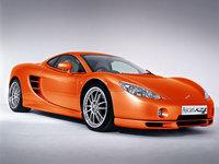2003 Ascari KZ1 Overview