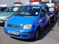 Picture of 2005 FIAT Panda, gallery_worthy