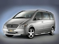 2007 Mercedes-Benz Vito Overview