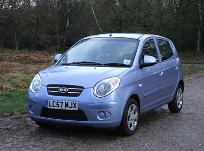 Picture of 2006 Kia Picanto