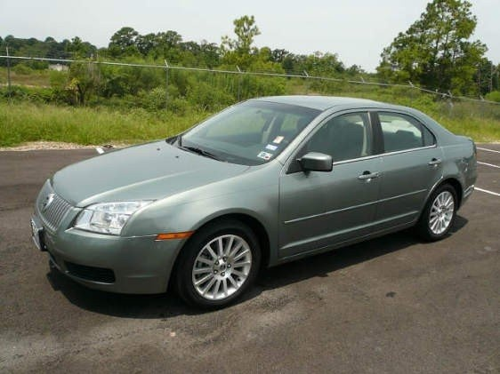 Picture of 2006 Mercury Milan Premier, exterior