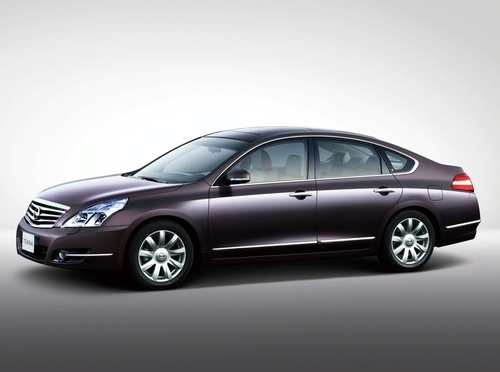 Picture of 2008 Nissan Teana, exterior