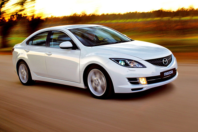 Picture of 2009 Mazda MAZDA6, exterior, manufacturer, gallery_worthy