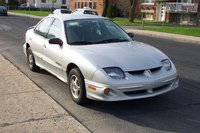 2001 Pontiac Sunfire Overview