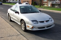 2001 Pontiac Sunfire Overview