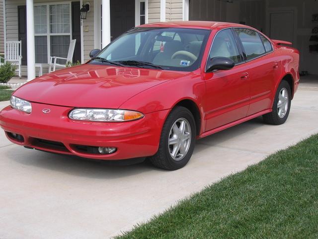 2003 Oldsmobile Alero - Pictures