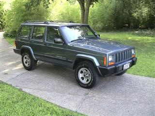 Picture of 2000 Jeep Cherokee Sport 4WD