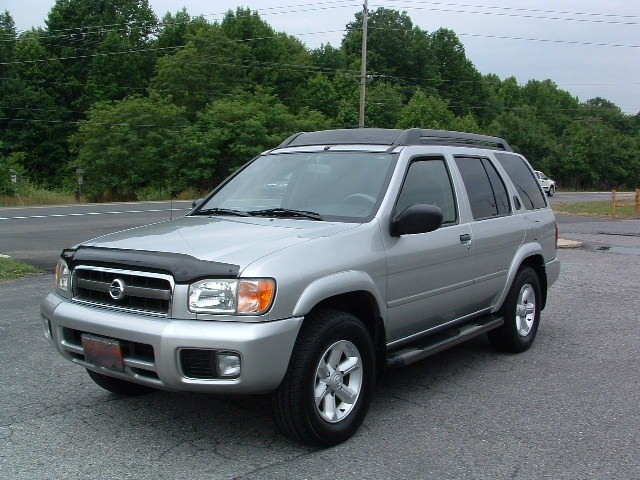Picture of 2003 Nissan Pathfinder SE 4WD, exterior, gallery_worthy