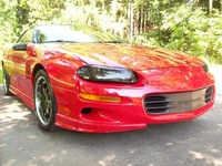 Picture of 1998 Chevrolet Camaro Z28, exterior