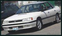 1991 Subaru Legacy Overview