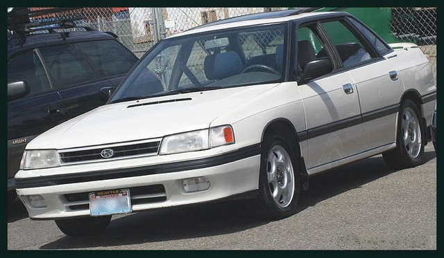 1991 Subaru Legacy - User Reviews - CarGurus