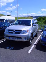 Picture of 2006 Toyota Hilux, exterior