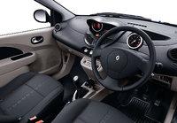 2008 Renault Twingo, Front Interior, interior, manufacturer