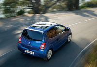2008 Renault Twingo, Back Right Quarter, exterior, manufacturer