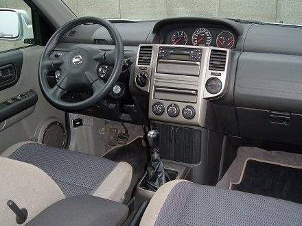 2006 nissan x trail pictures cargurus for Nissan x trail interior
