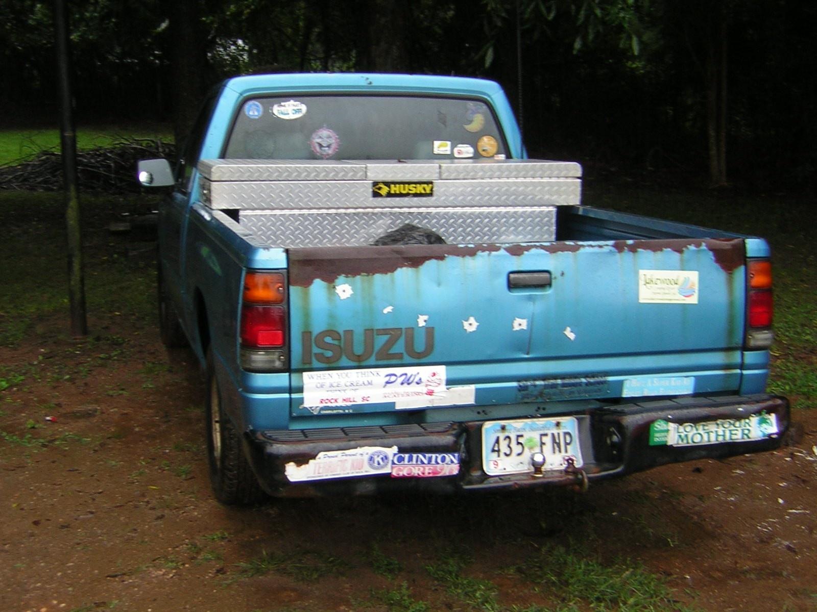 1990 isuzu pickup overview cargurus