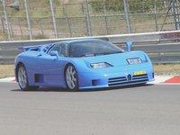 1993 Bugatti EB110 Overview