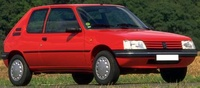 1985 Peugeot 205 Overview