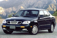 Picture of 2000 Daewoo Leganza 4 Dr SE Sedan, exterior