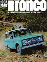1967 Ford Bronco picture, exterior