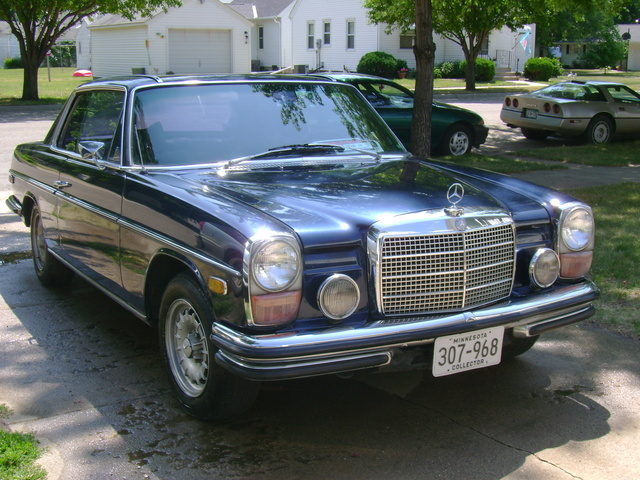 Picture of 1972 Mercedes-Benz 220, exterior