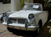 1961 Triumph Herald Overview