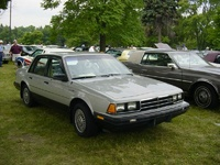 Picture of 1983 Buick Century, exterior