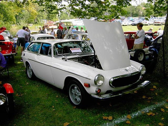 Picture of 1971 Volvo P1800, exterior, engine, gallery_worthy