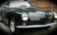 Picture of 1968 Volkswagen Karmann Ghia, exterior, gallery_worthy