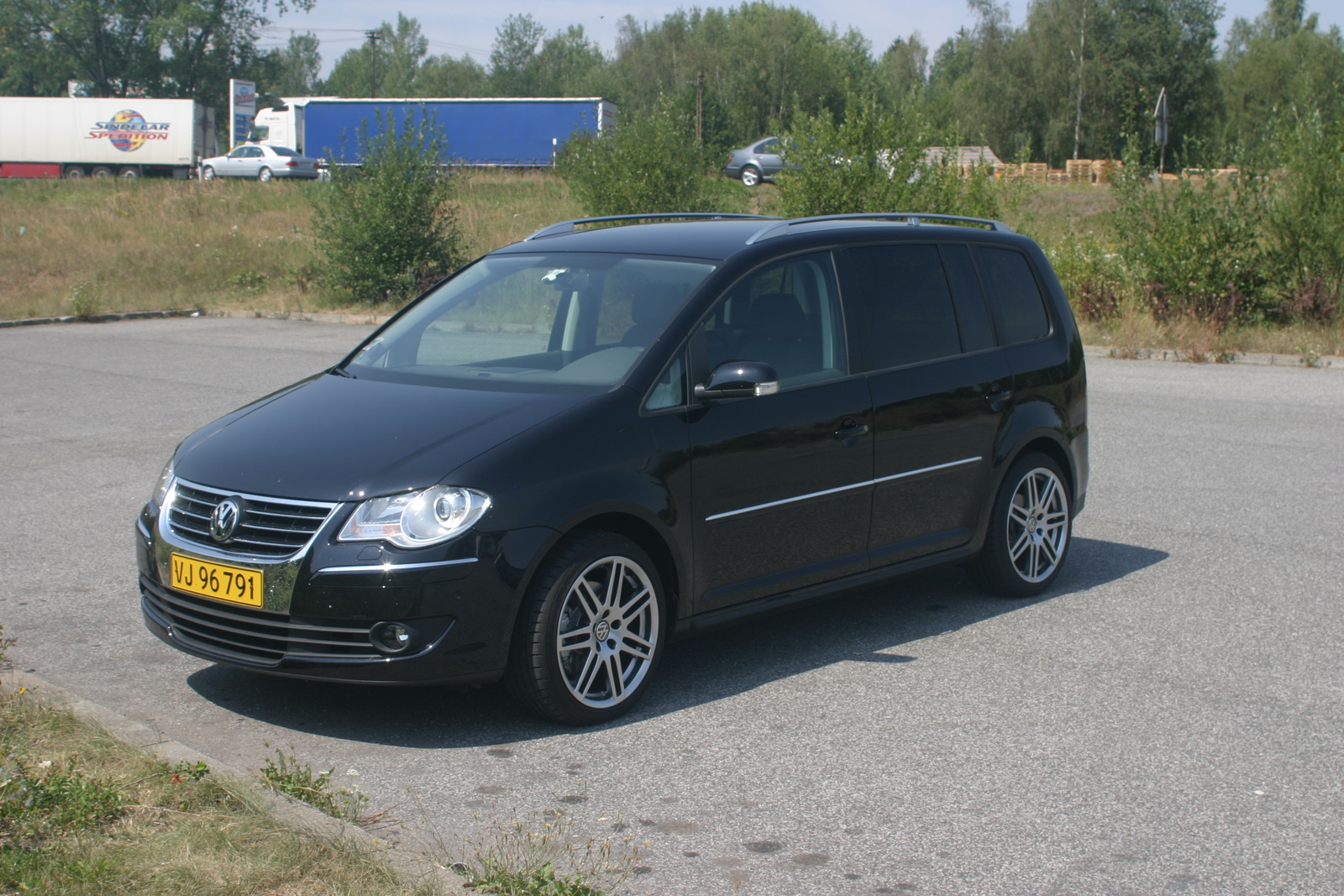 2007 volkswagen touran pictures cargurus. Black Bedroom Furniture Sets. Home Design Ideas