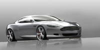 2007 Aston Martin DB9 Coupe picture, exterior