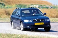 Picture of 1999 Daewoo Nubira 4 Dr CDX Wagon, exterior, gallery_worthy