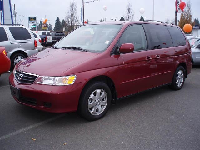 2004 Honda Odyssey User Reviews