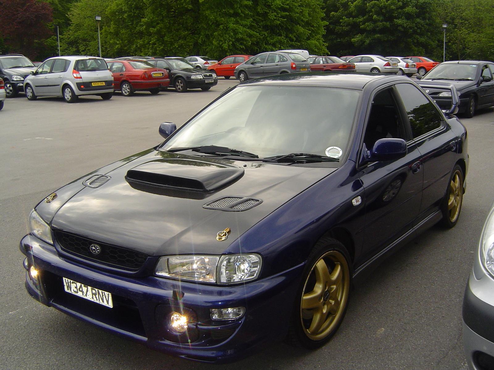 2004 Subaru Impreza Wrx Sti Pictures Cargurus