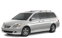 Picture of 2007 Honda Odyssey 4 Dr EX-L, exterior, gallery_worthy