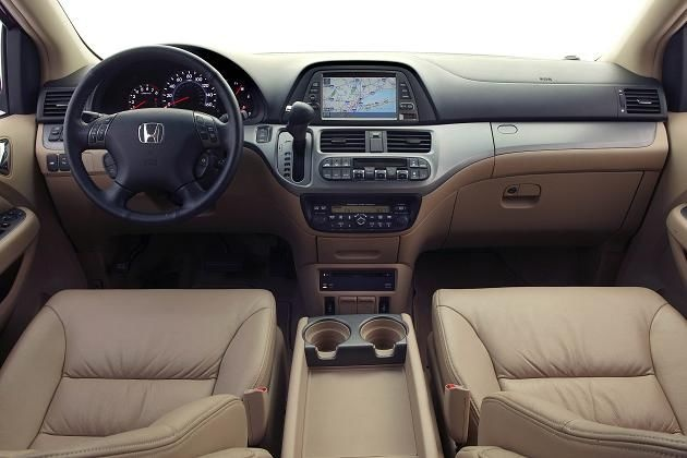 Picture Of 2007 Honda Odyssey EX L FWD, Interior, Gallery_worthy