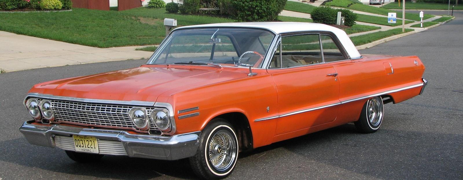 1963 Chevrolet Impala Pictures Cargurus