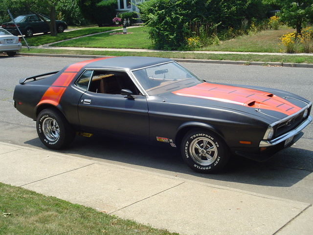 1971 Ford Mustang - Pictures - CarGurus