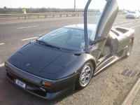 1992 Lamborghini Diablo Overview