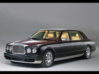2005 Bentley Arnage Overview